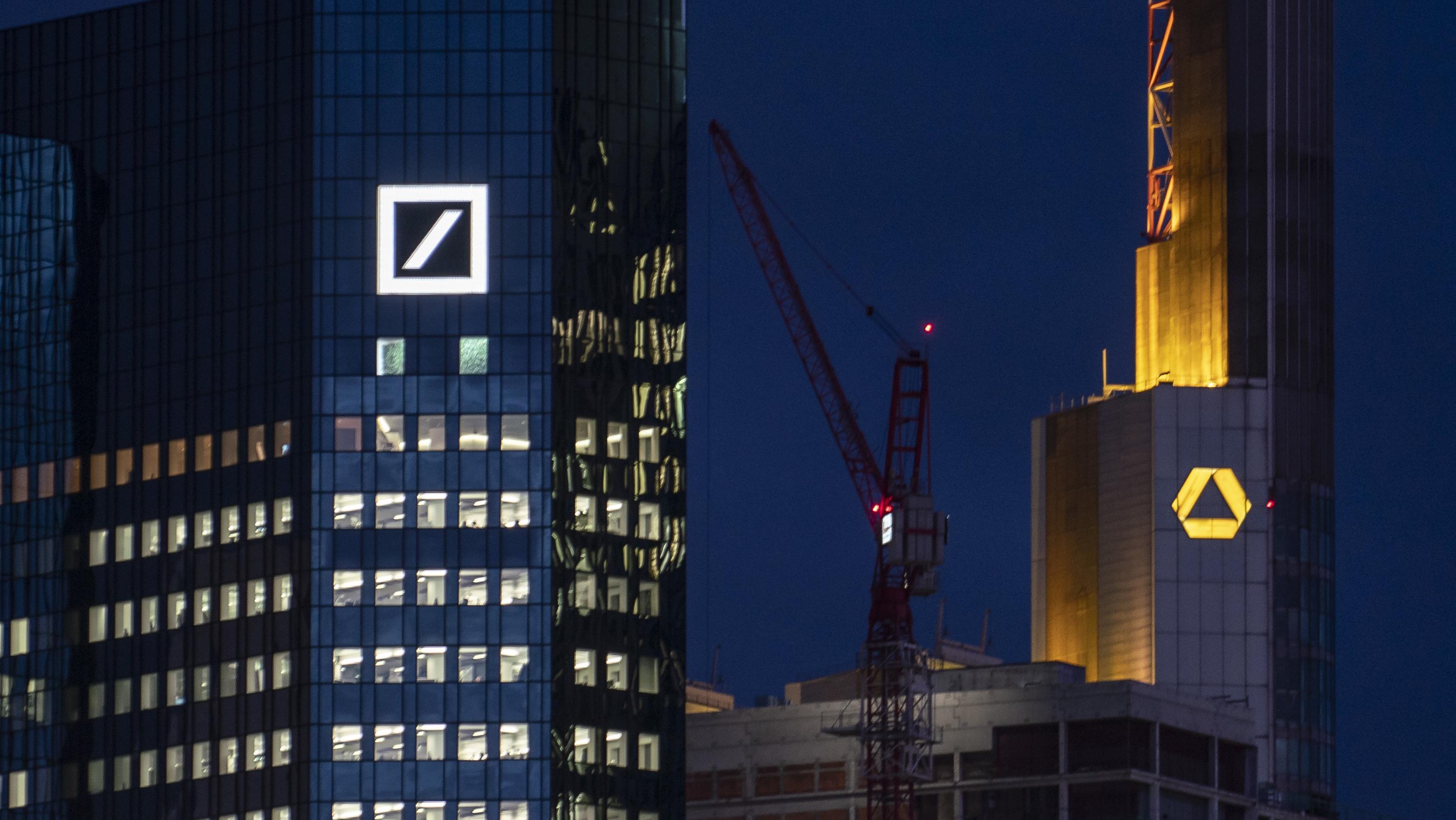 Symbolbild: deutsche Großbanken