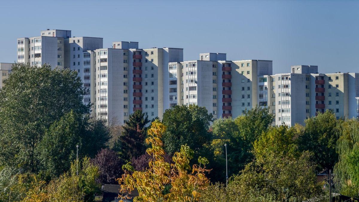 Sozialwohnungen in Deutschland (Symbolbild)