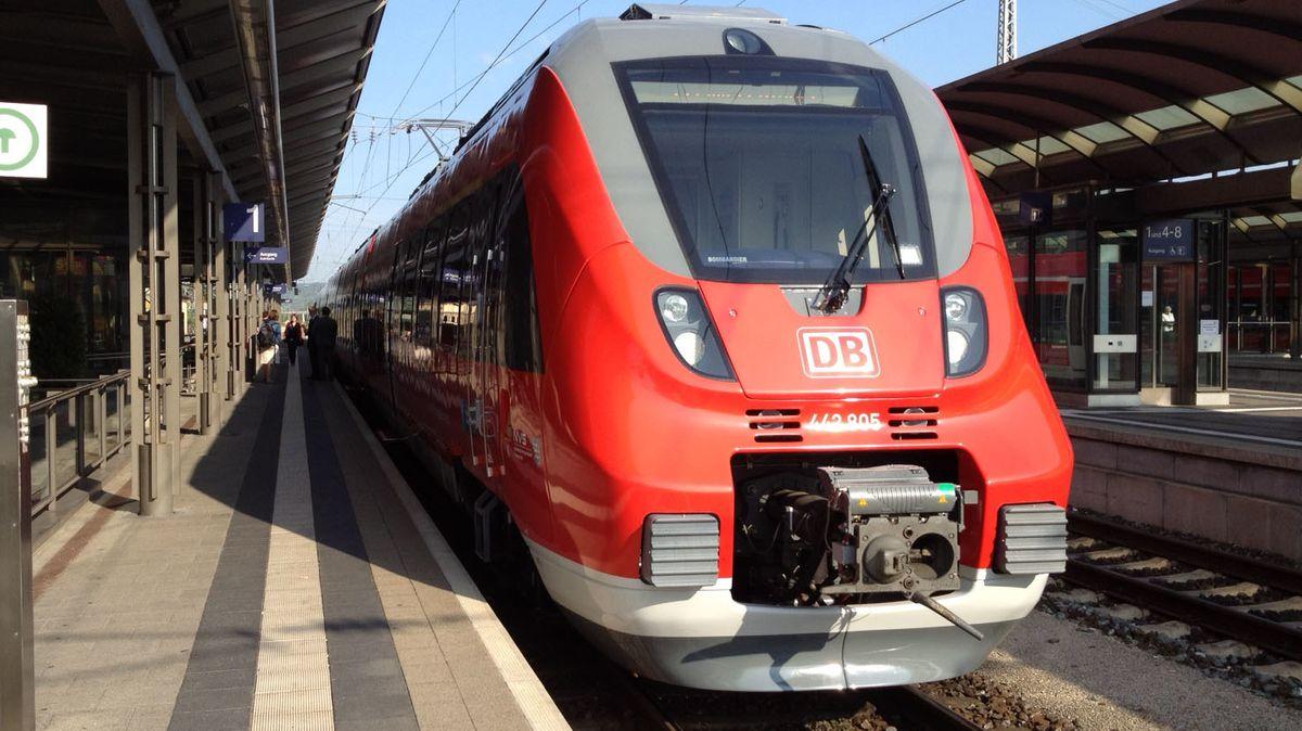 Regionalbahn - Symbolbild