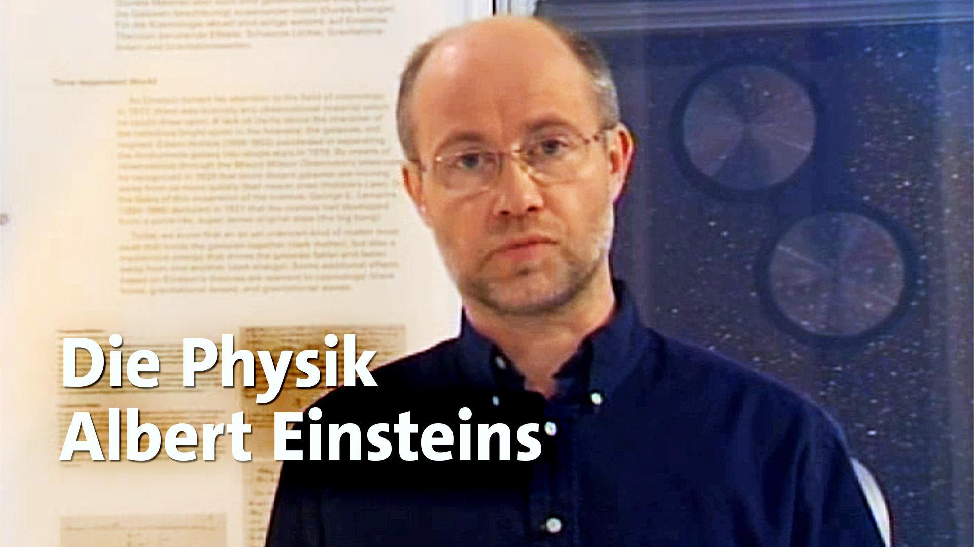 Die Physik Albert Einsteins : Die Gravitationslinsen (5/8)