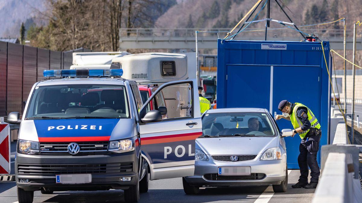 Grenzkontrollen und Quarantäne-Auflagen zu Österreich werden gelockert
