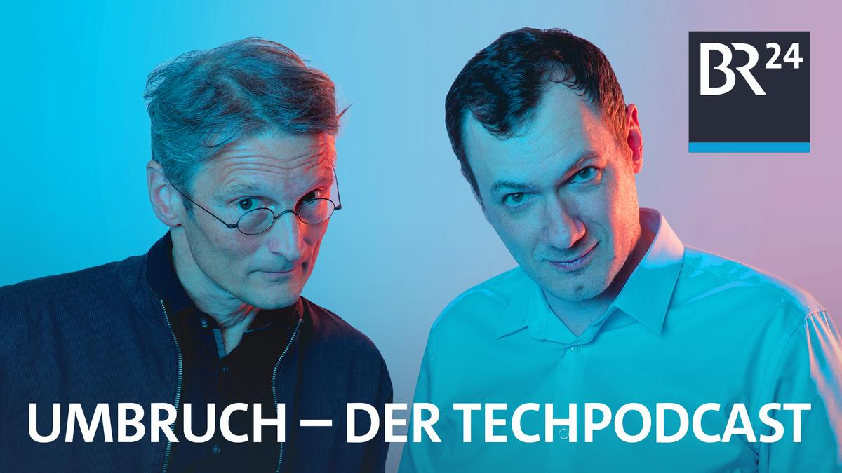 Die Hosts Christian Sachsinger (links) und Christian Schiffer (rechts)
