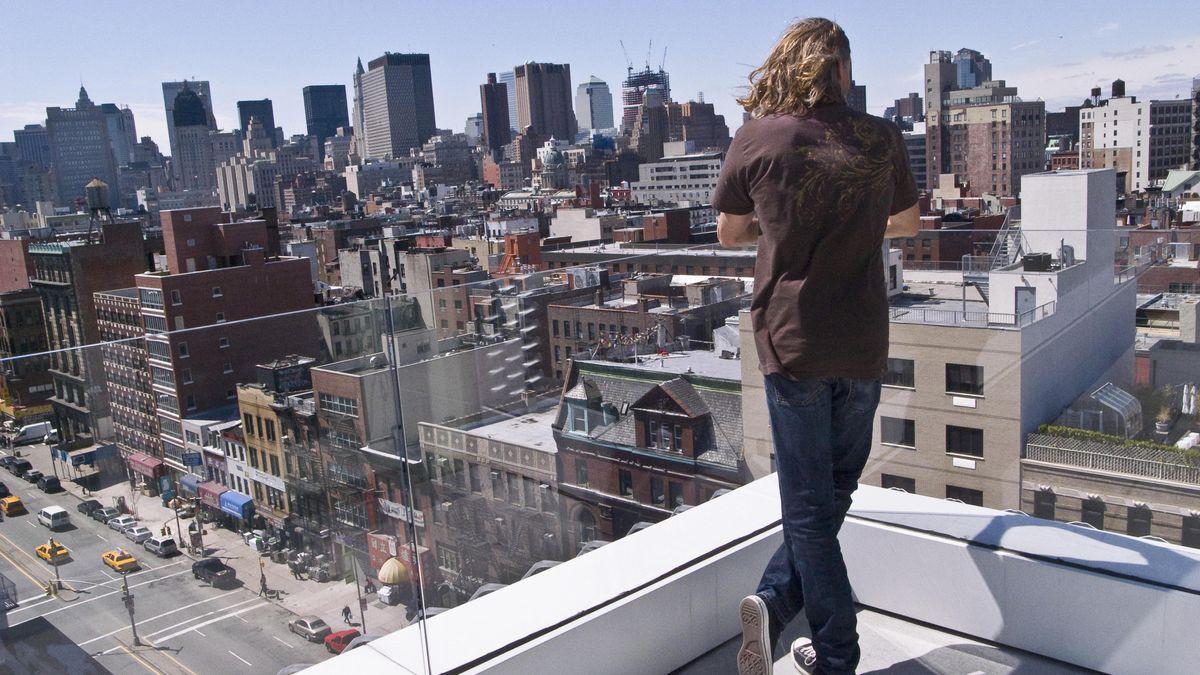 Aussicht vom New Museum über Manhattan