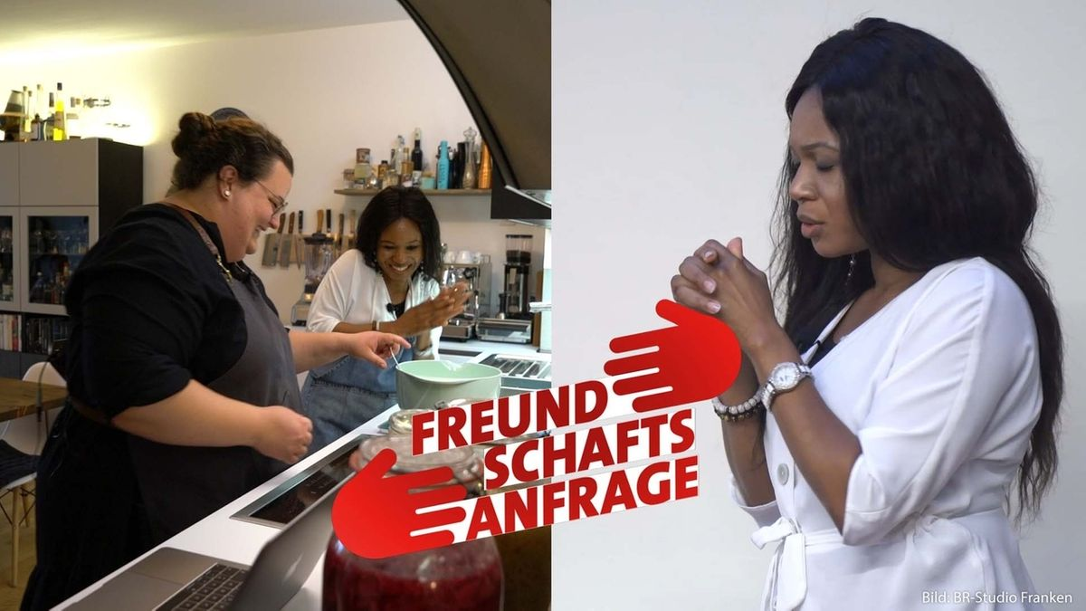#Freundschaftsanfrage: Gospelpredigerin trifft Foodbloggerin