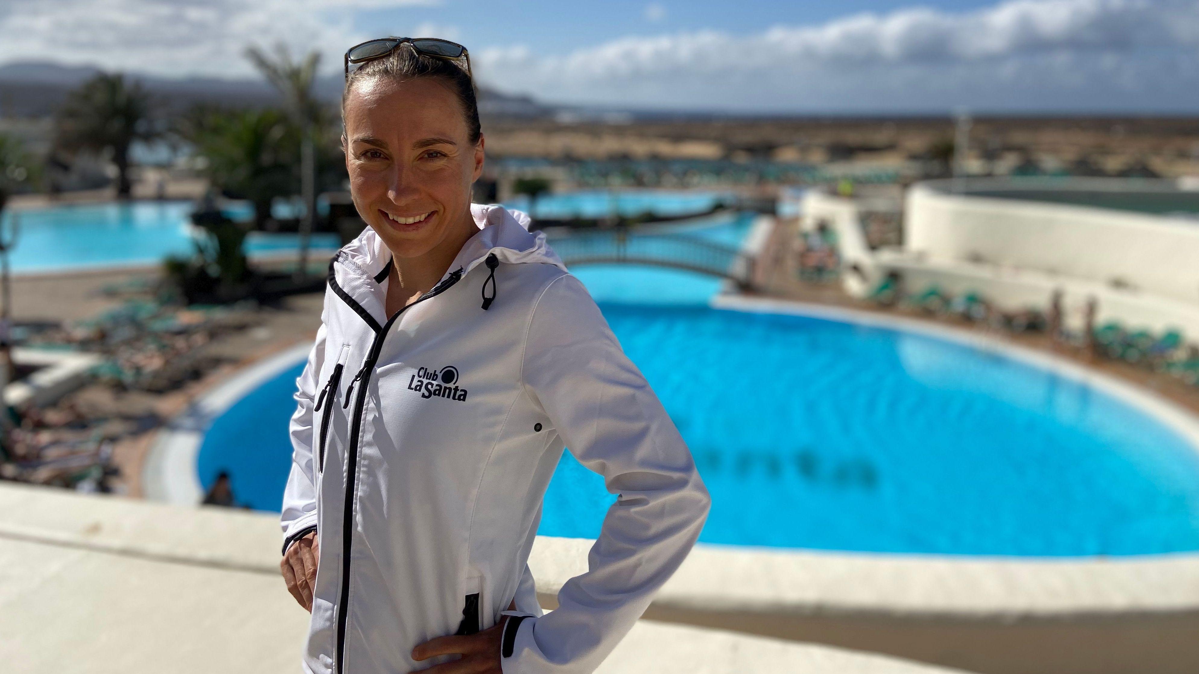 Anne Haug, Triathlon-Weltmeisterin