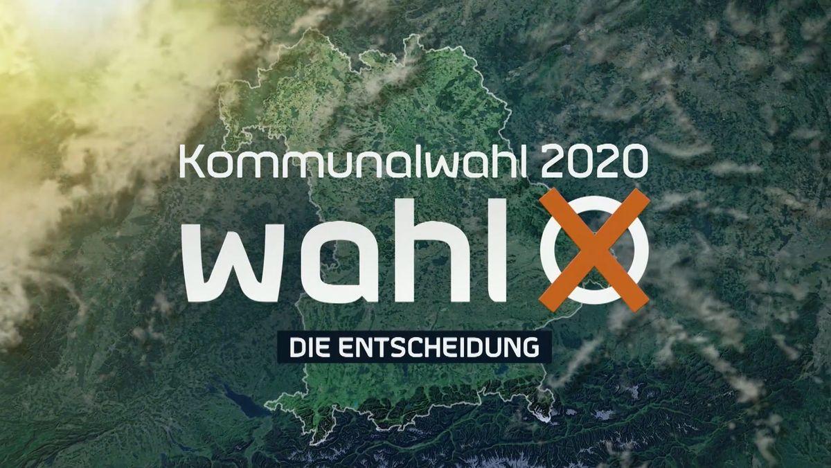 Kommunalwahl 2020 in Bayern