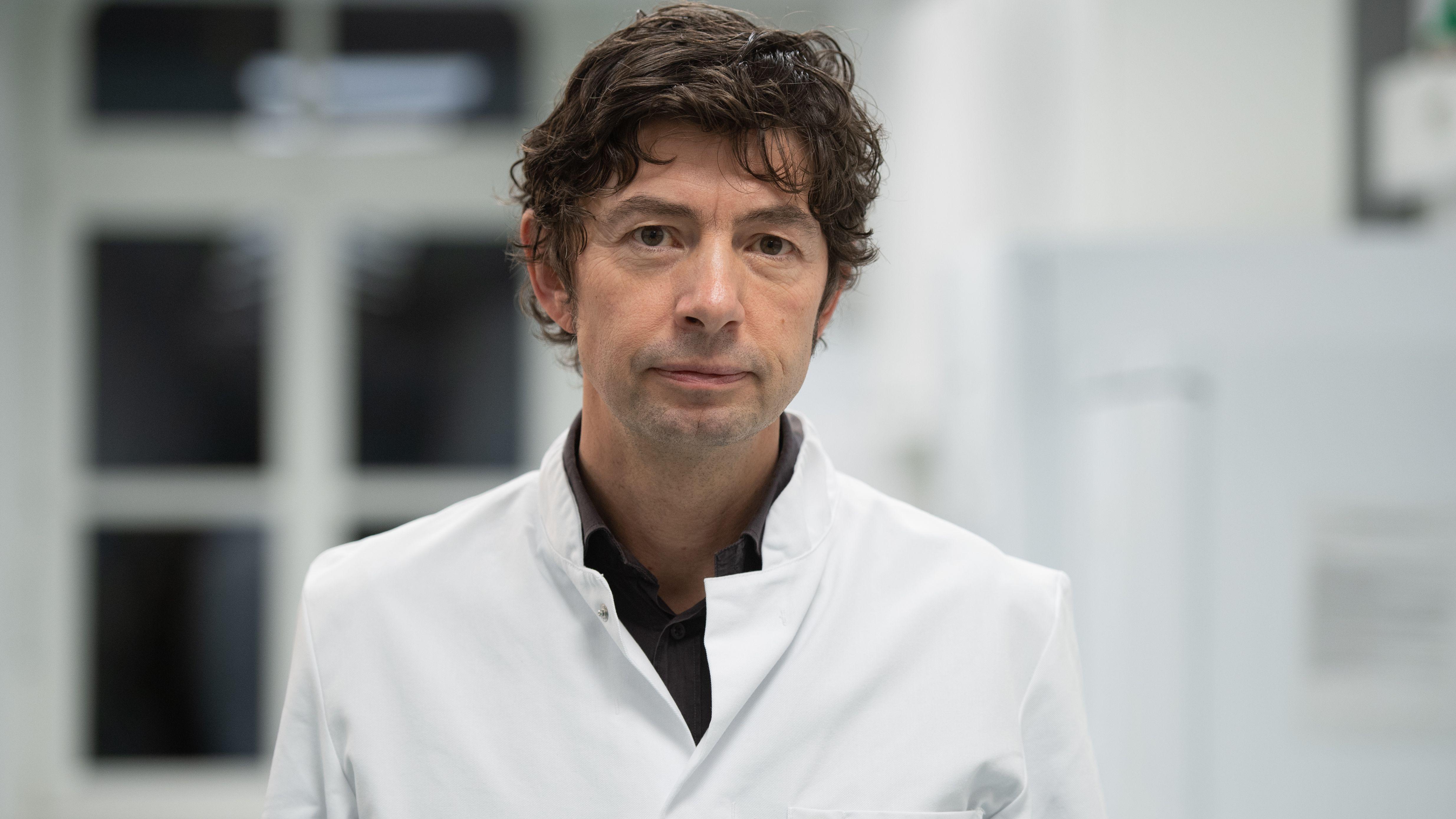 Prof. Christian Drosten, Direktor des Instituts für Virologie an der Charité in Berlin