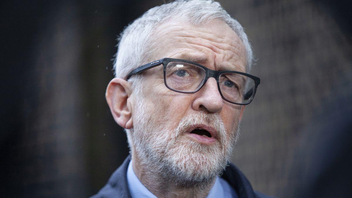Jeremy Corbyn, Ex-Labour-Chef