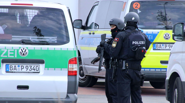 Der Großeinsatz der Polizei in Abensberg