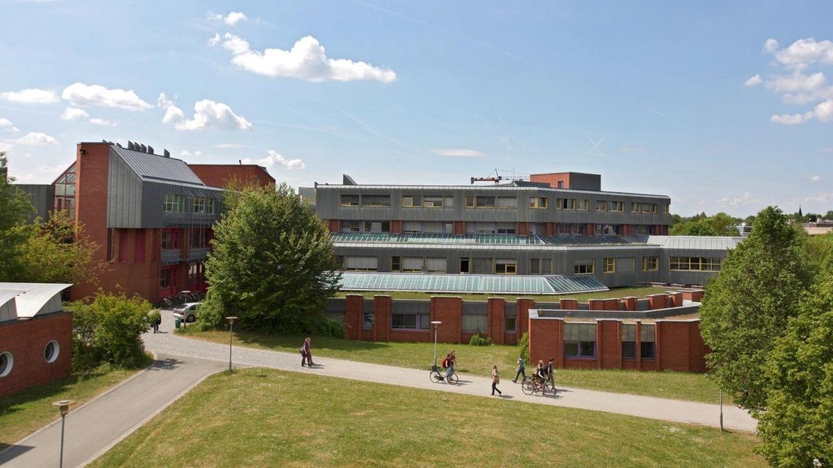 Campus der Universität Bayreuth