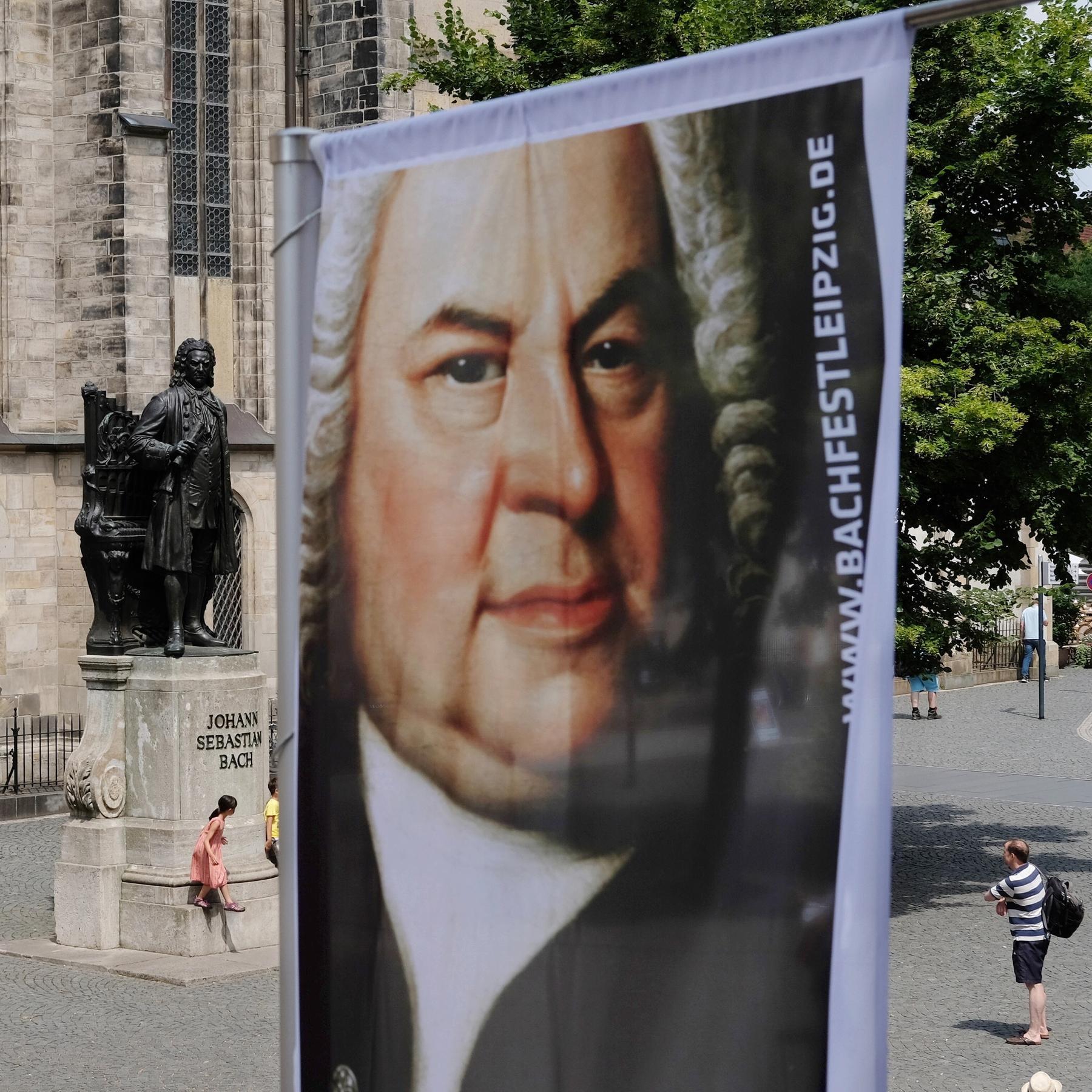 Johann Sebastian Bach Genie mit Langzeitwirkung