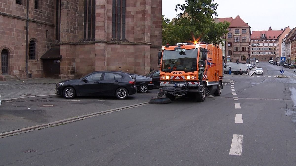 Immer mehr Müll in Nürnberg