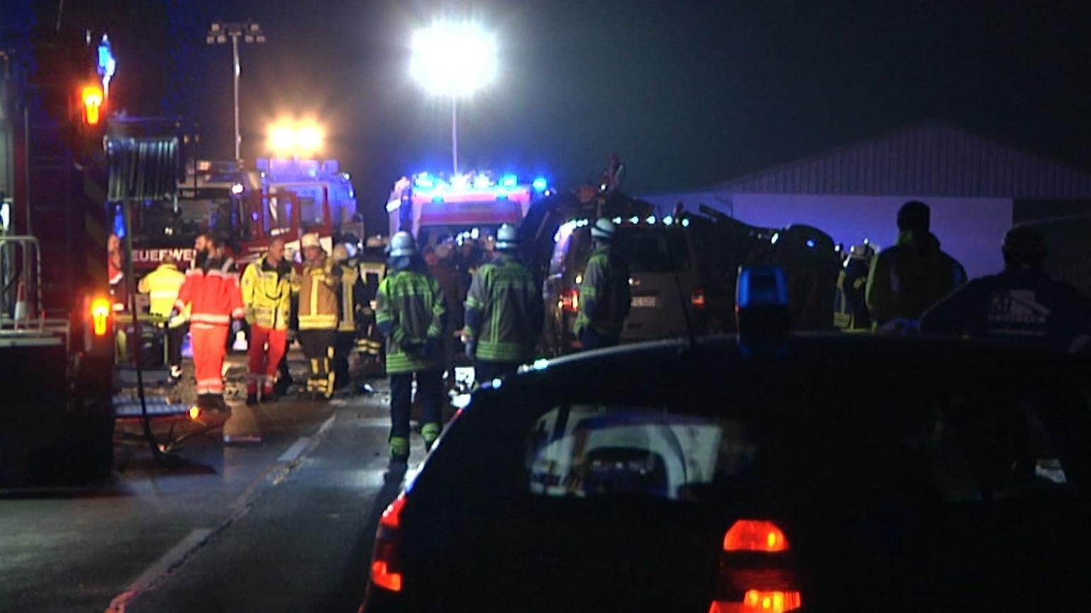 Niederviehbacher alcalde en el accidente fatal de Wörth