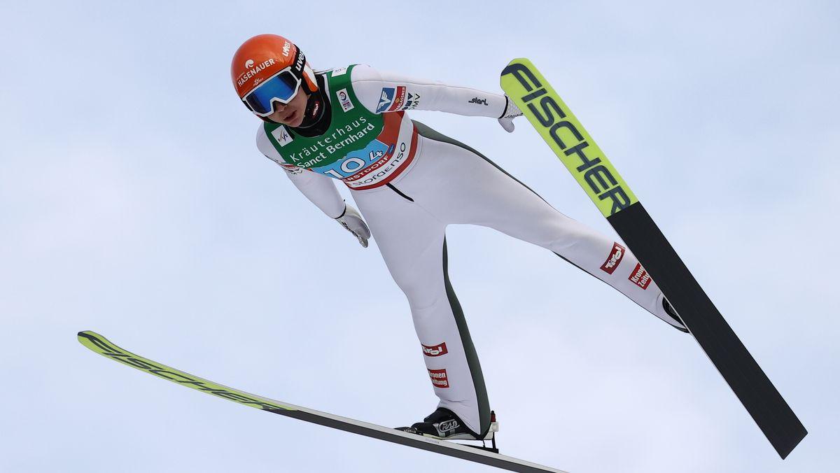 Sara Marita Kramer holte mit Österreich Gold
