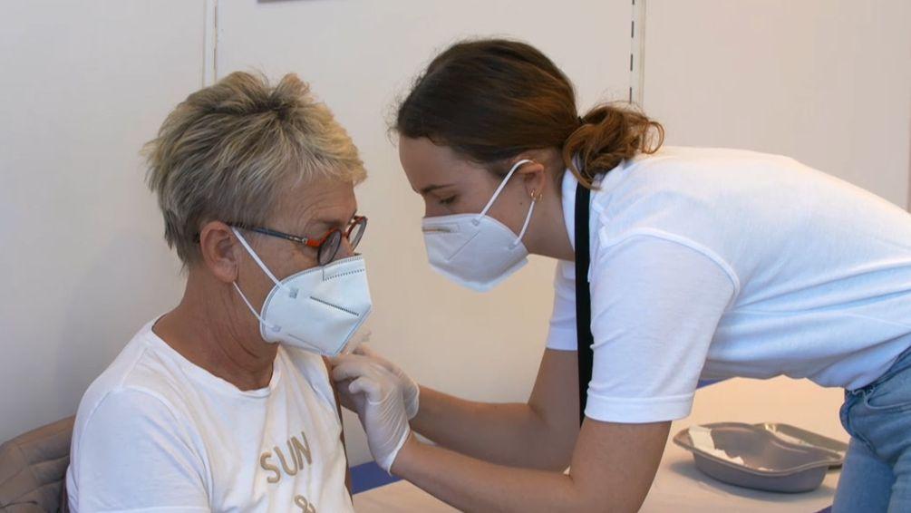 Impfzentrum Erlangen
