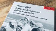 Buch zur jüdischen NS-Forschung   Bild:BR/Jonas Miller