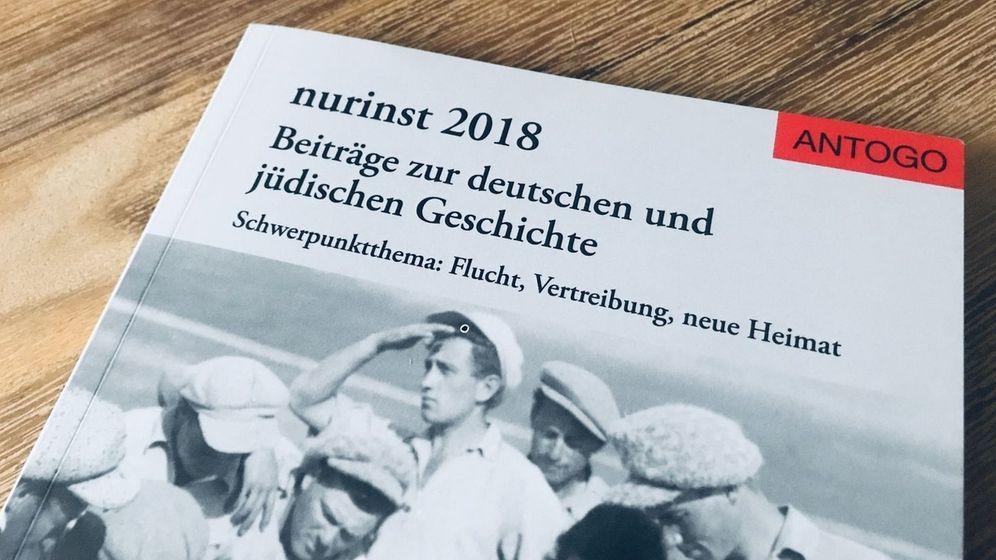Buch zur jüdischen NS-Forschung | Bild:BR/Jonas Miller