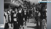 Trachtenumzug in Oberstdorf | Bild:BR Archiv