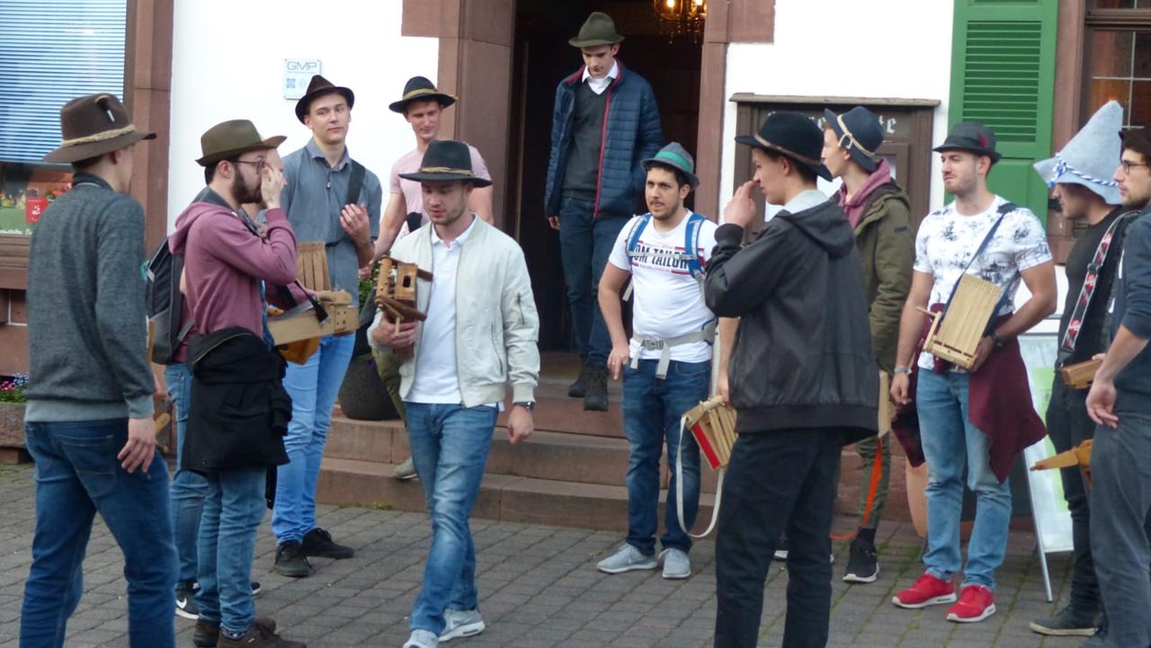 Laudenbach: Osternachtssingen als immaterielles Kulturerbe