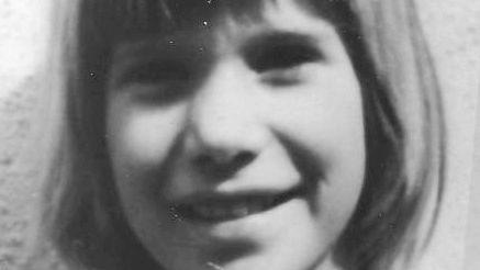 Die zehnjährige Ursula Herrmann aus Eching am Ammersee  auf einem Foto aus dem Jahr 1981.
