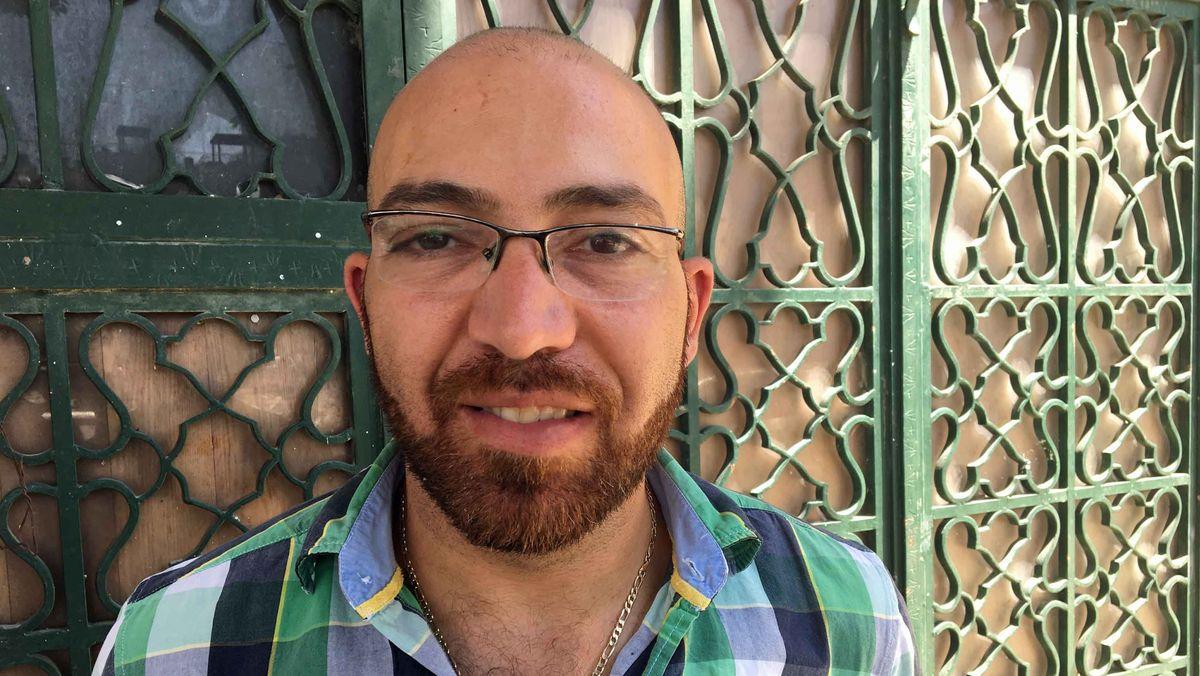 Reiseleiter Kamal Mukarker