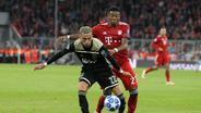 Spielszene FC Bayern - Ajax Amsterdam | Bild:Bildcopyright