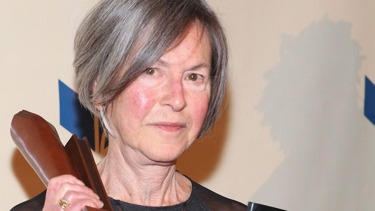 Die US-amerikanische Poetin und Essayistin Louise Glück