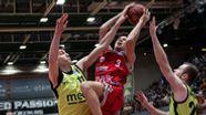 Spielszene der Basketball-Bundesliga | Bild:picture-alliance/dpa