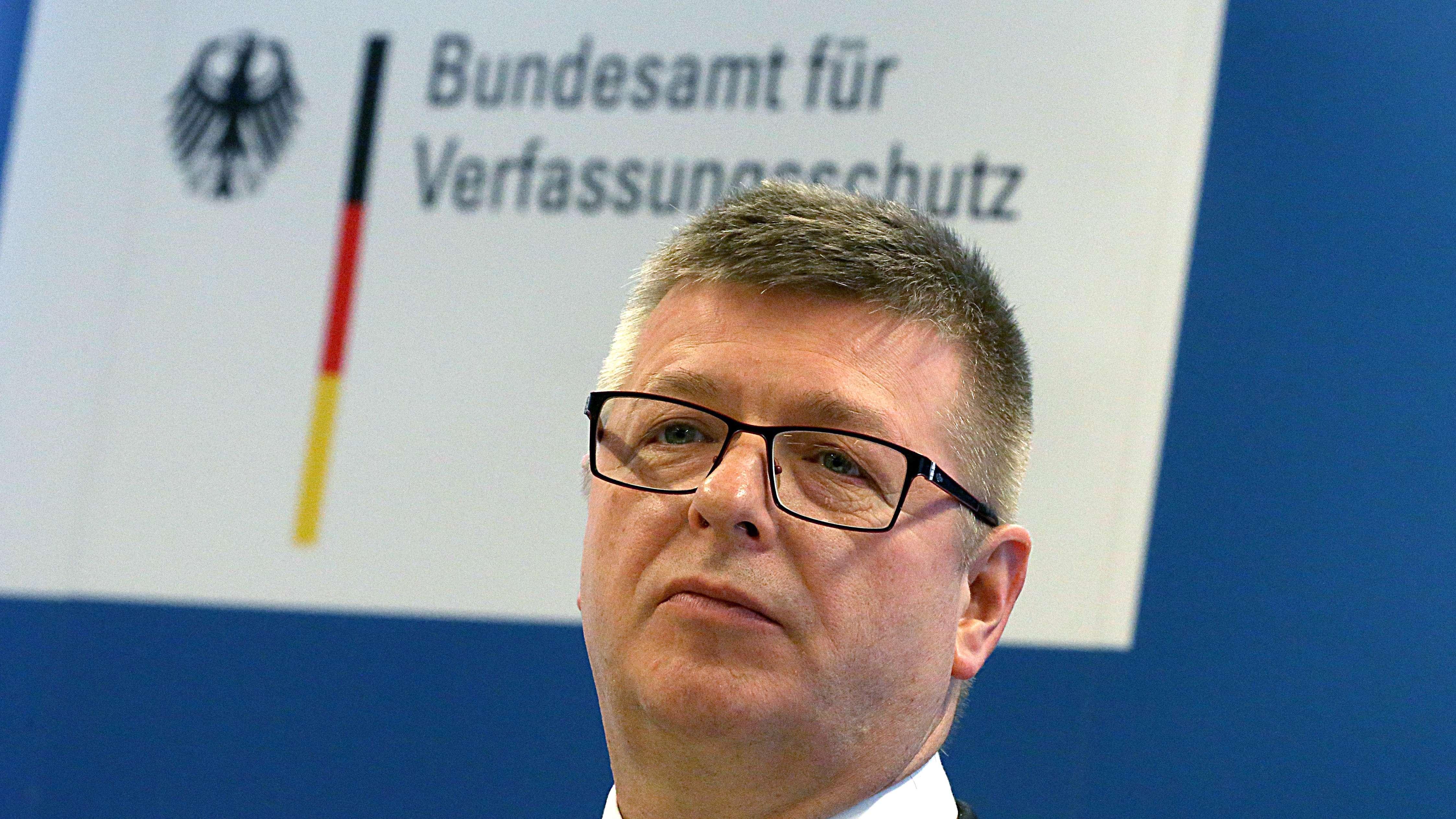 Thomas Haldenwang, Präsident des Bundesamts für Verfassungsschutz