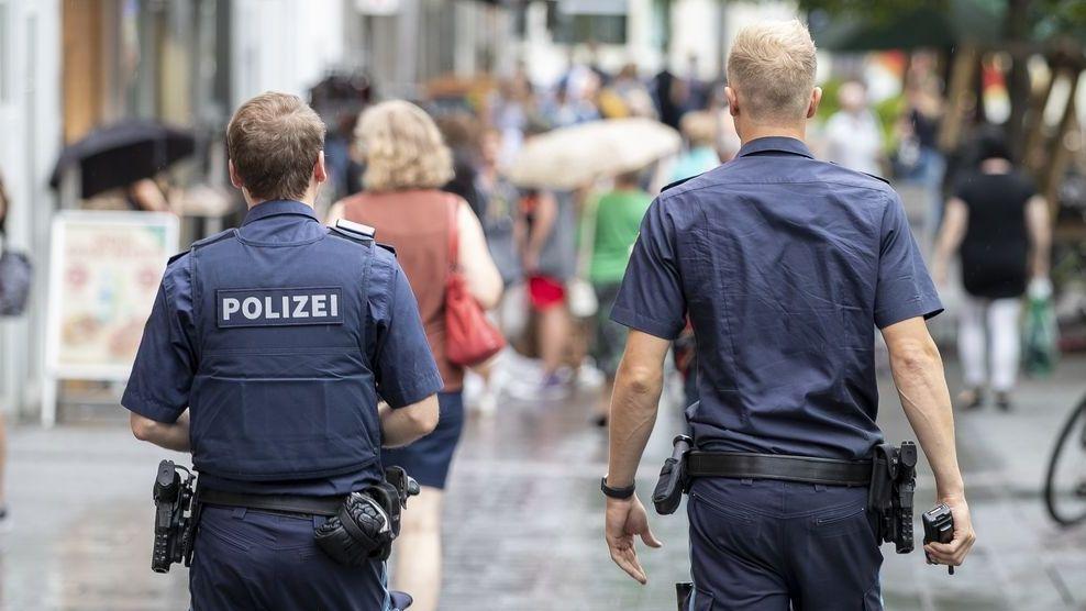 Symbolbild: Polizeikontrollen zur Maskenpflicht in