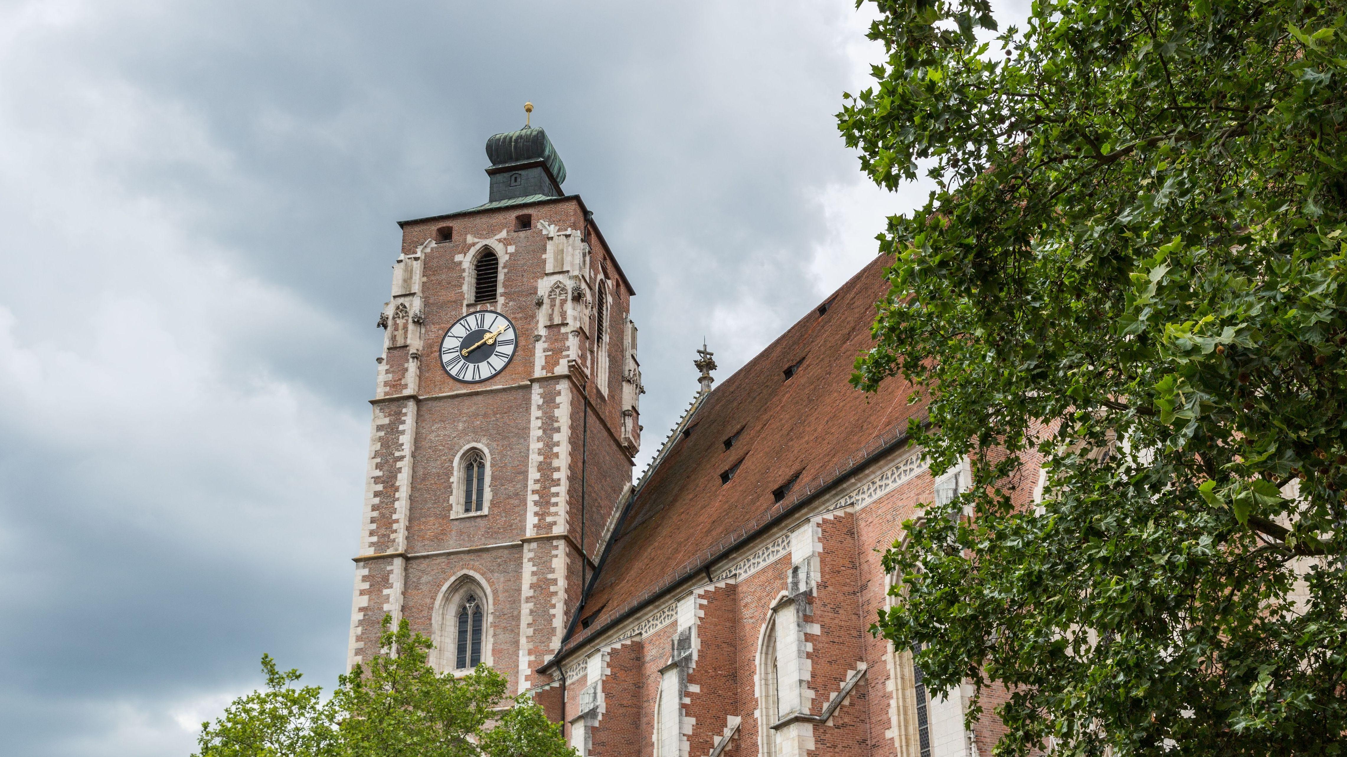 Liebfrauenmünster in Ingolstadt,