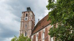 Liebfrauenmünster in Ingolstadt, | Bild:BR/Alexander Krauß