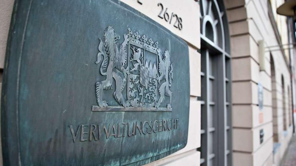 Verwaltungsgericht in Ansbach | Bild:picture-alliance/dpa