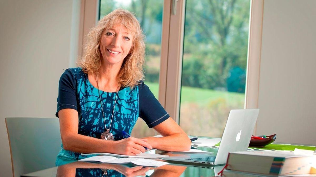 Noch-Bürgermeisterin Sandra Bonnemeier