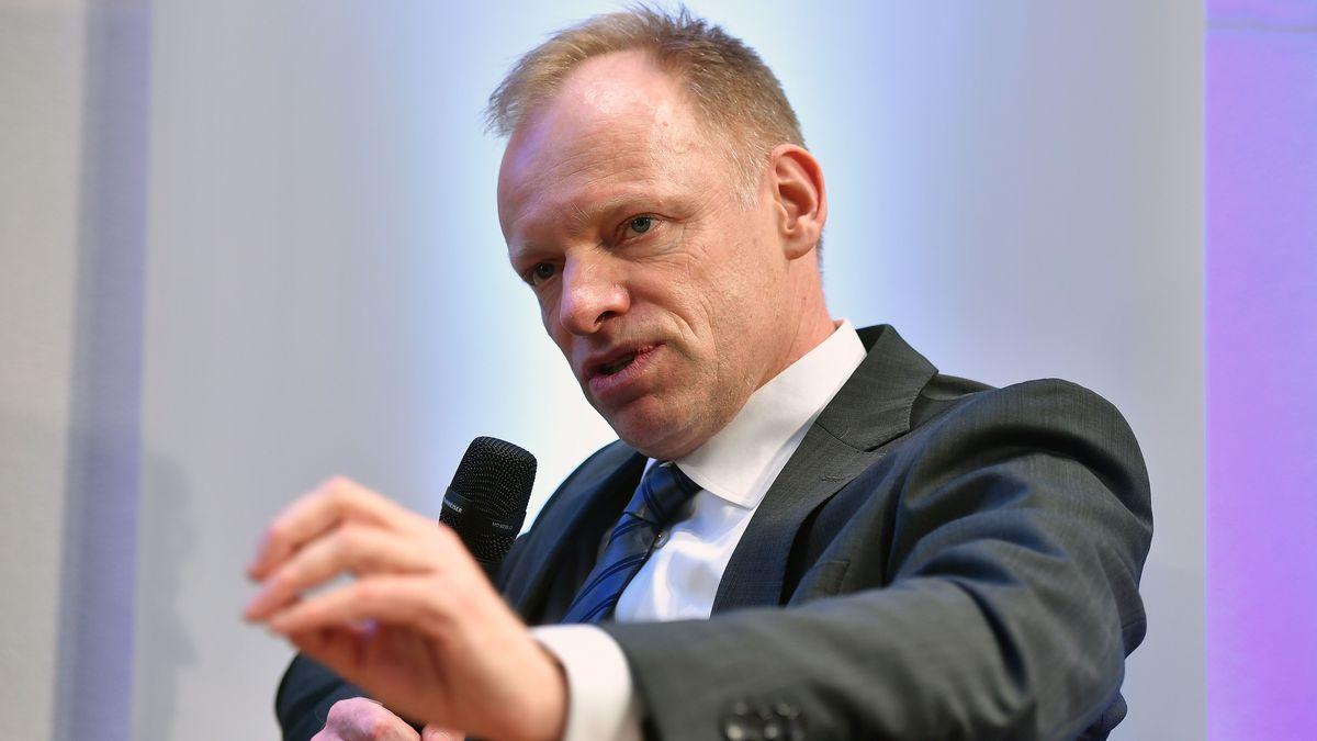 Prof. Clemens Fuest, Präsident des ifo Instituts