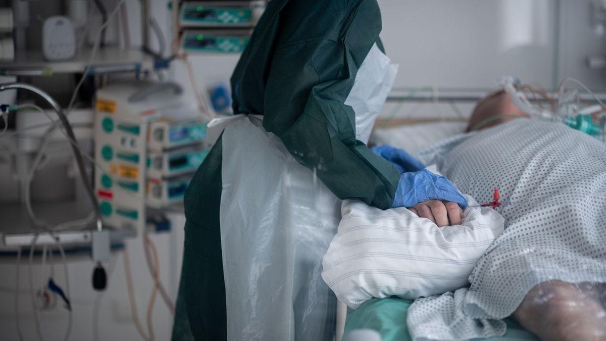 Betreuung von Covid-Patienten