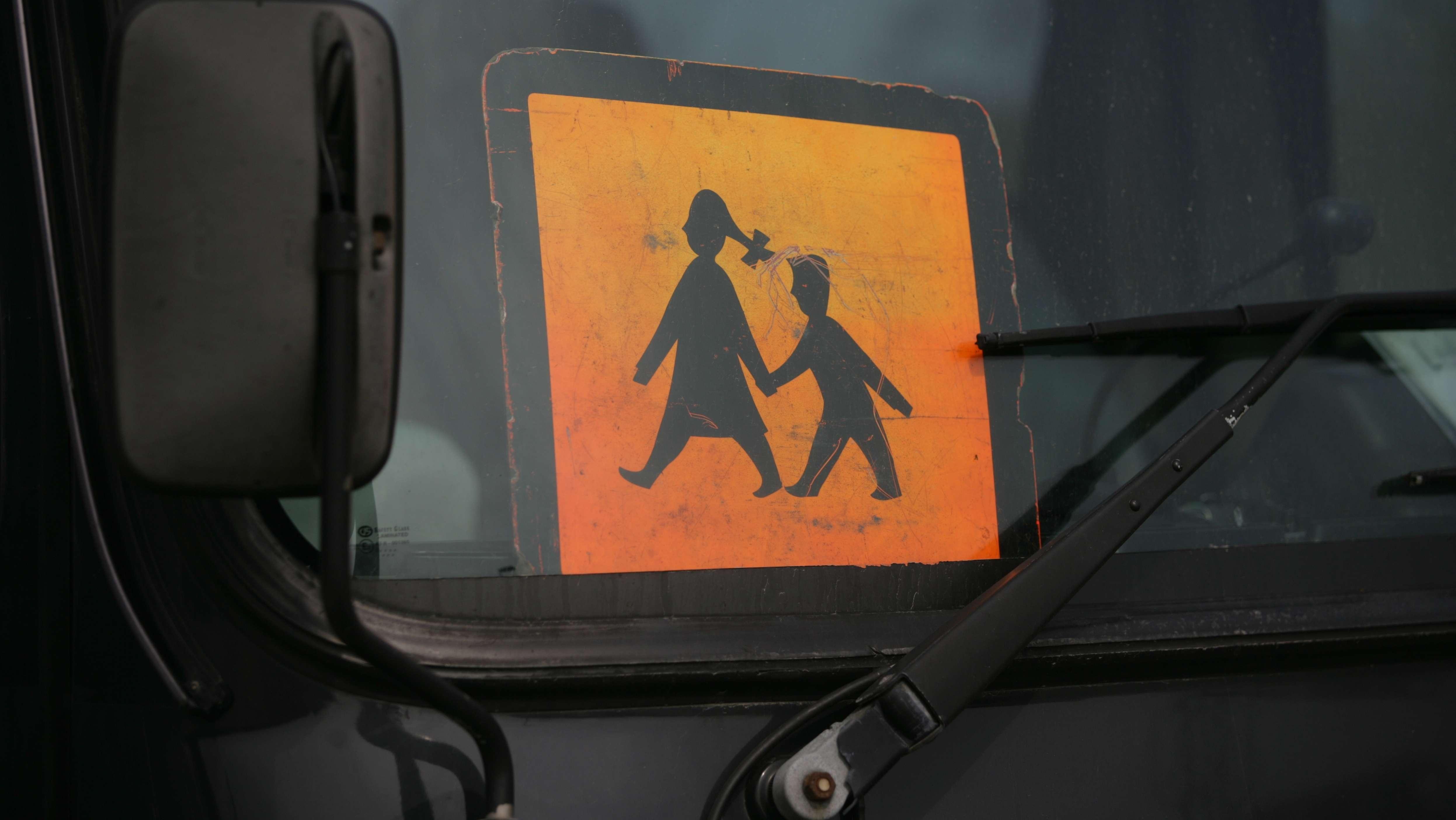 Symbolbild: Schulbus