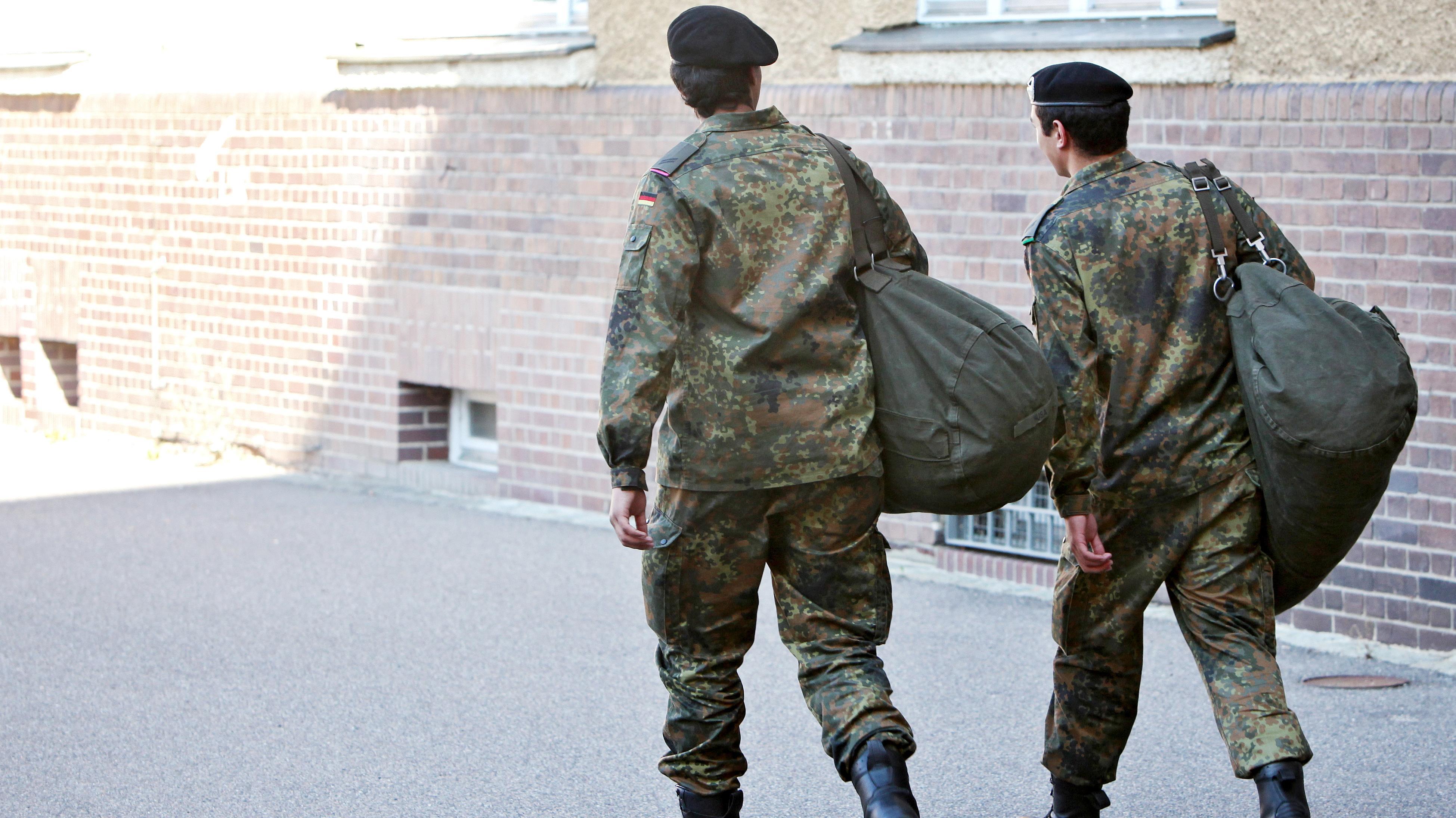 Amberg ist keine Bundeswehrstandort mehr: Nach 300 Jahren verlassen im April die letzten Soldaten die Stadt.