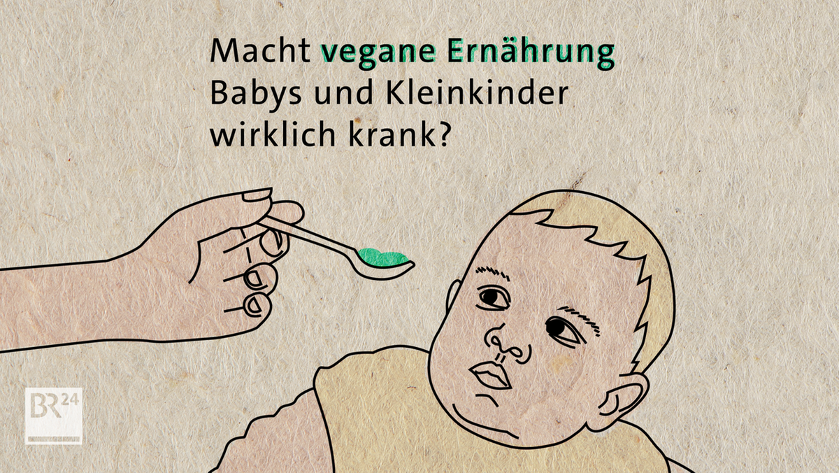 Macht vegane Ernährung Kinder krank?