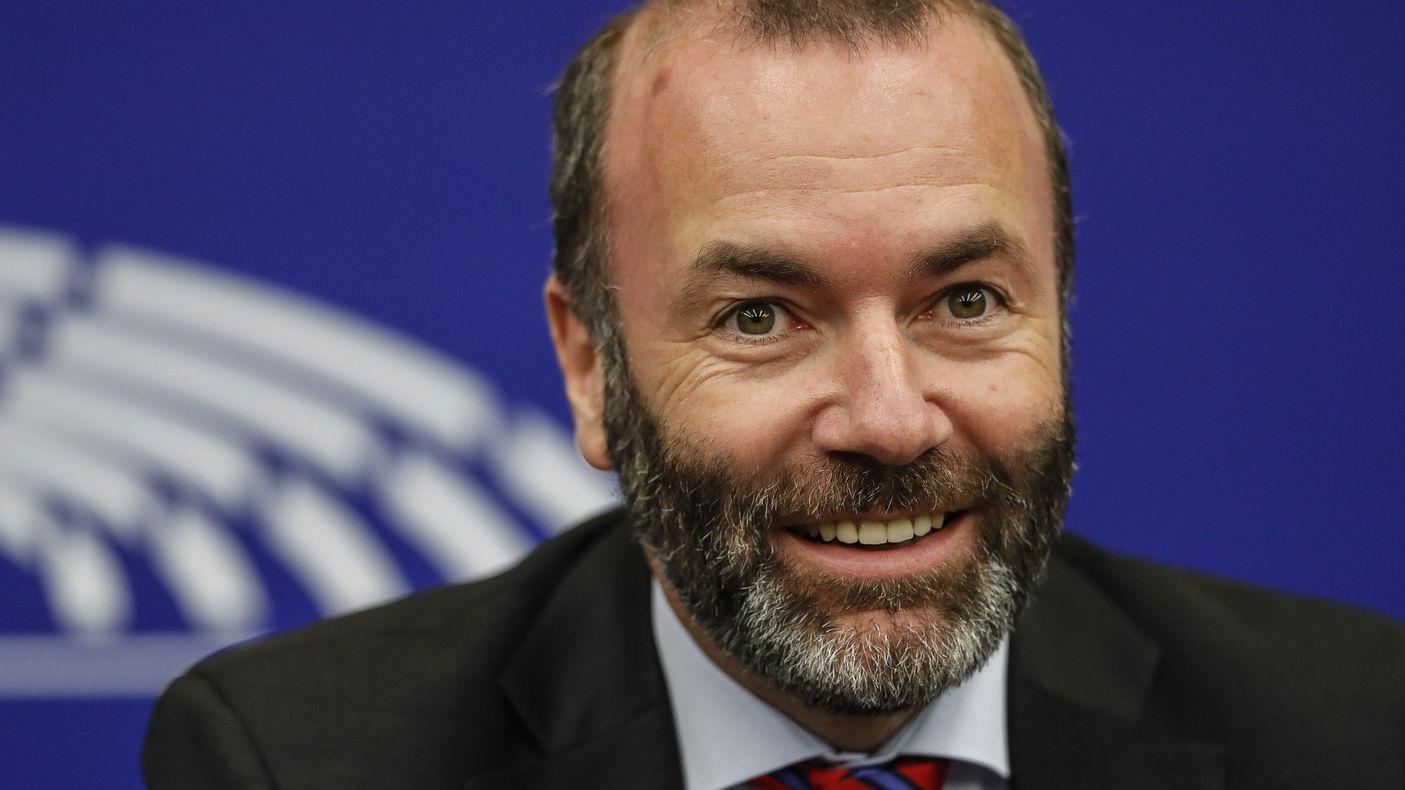 Wünscht sich Schwarz-Grün im Bund: Manfred Weber