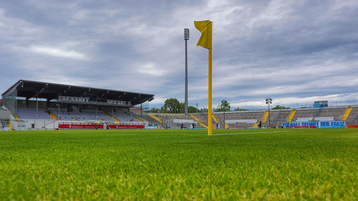 Heimstätte des TSV 1860: Das Städtische Stadion an der Grünwalder Stadion