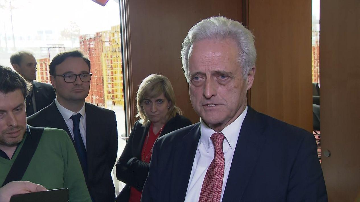 Peter Ramsauer, ehem. Bundesverkehrsminister