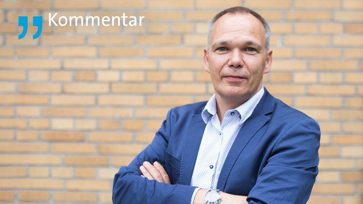 Ingo Lierheimer, Leiter der Redaktion Politik und Hintergrund.