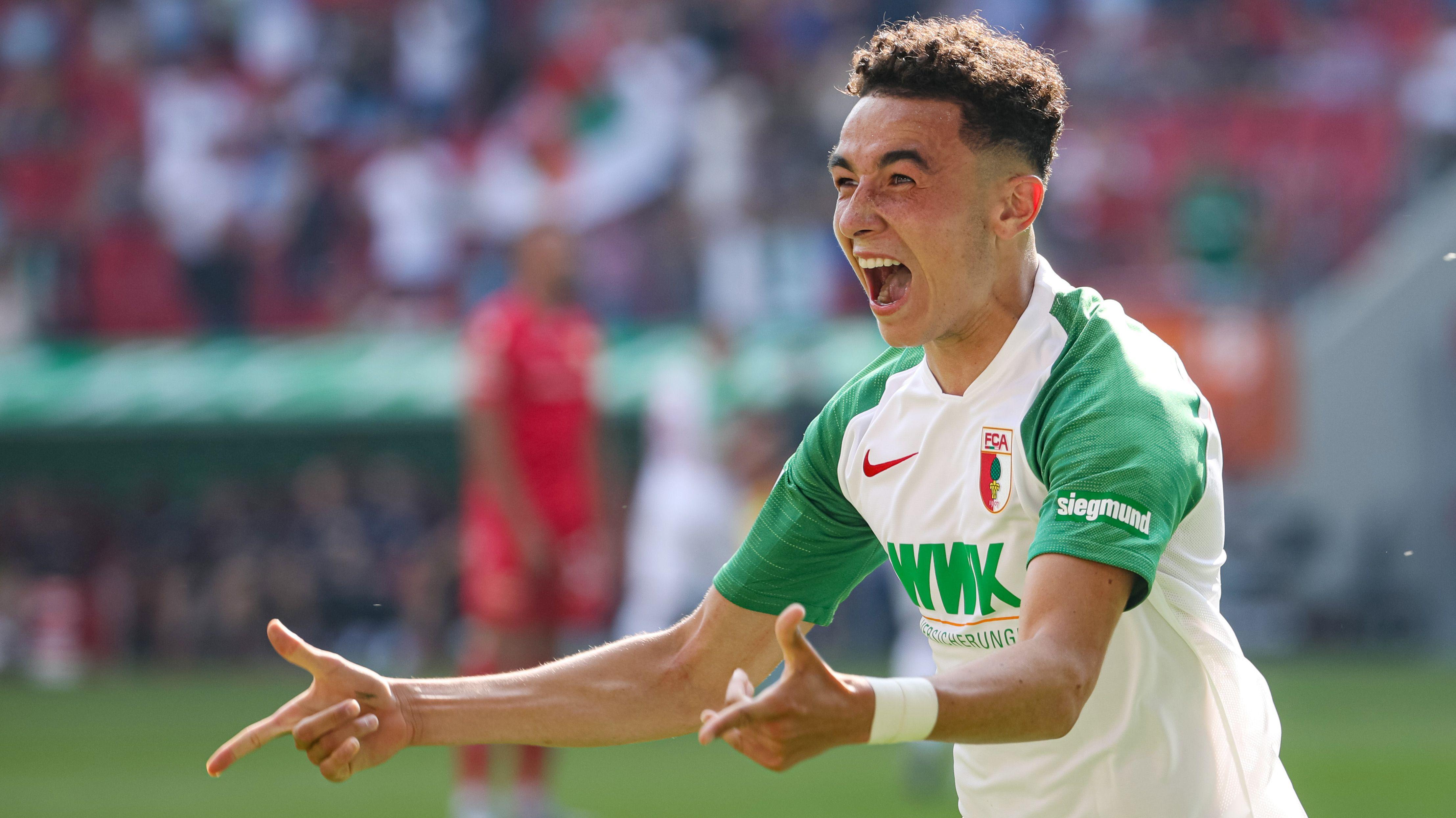 Ruben Vargas, FC Augsburg
