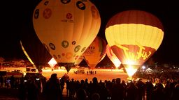 Ballonfahrer starten | Bild:BR24