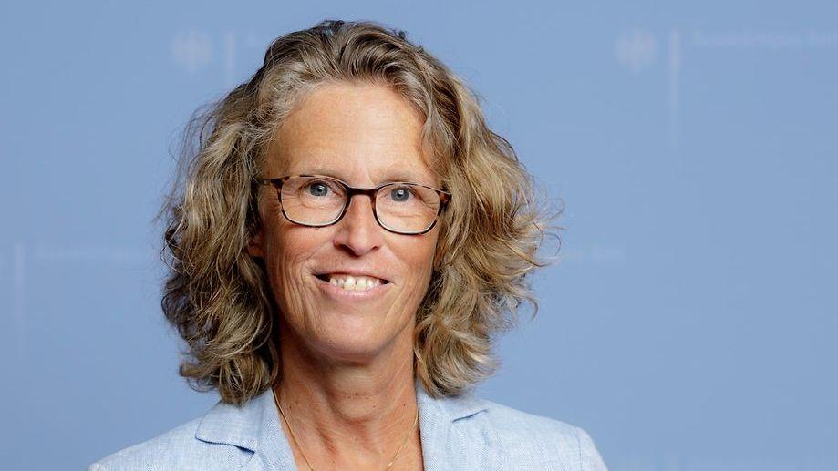 Susanne Baumann, Beauftragte der Bundesregierung für Fragen der Abrüstung und Rüstungskontrolle
