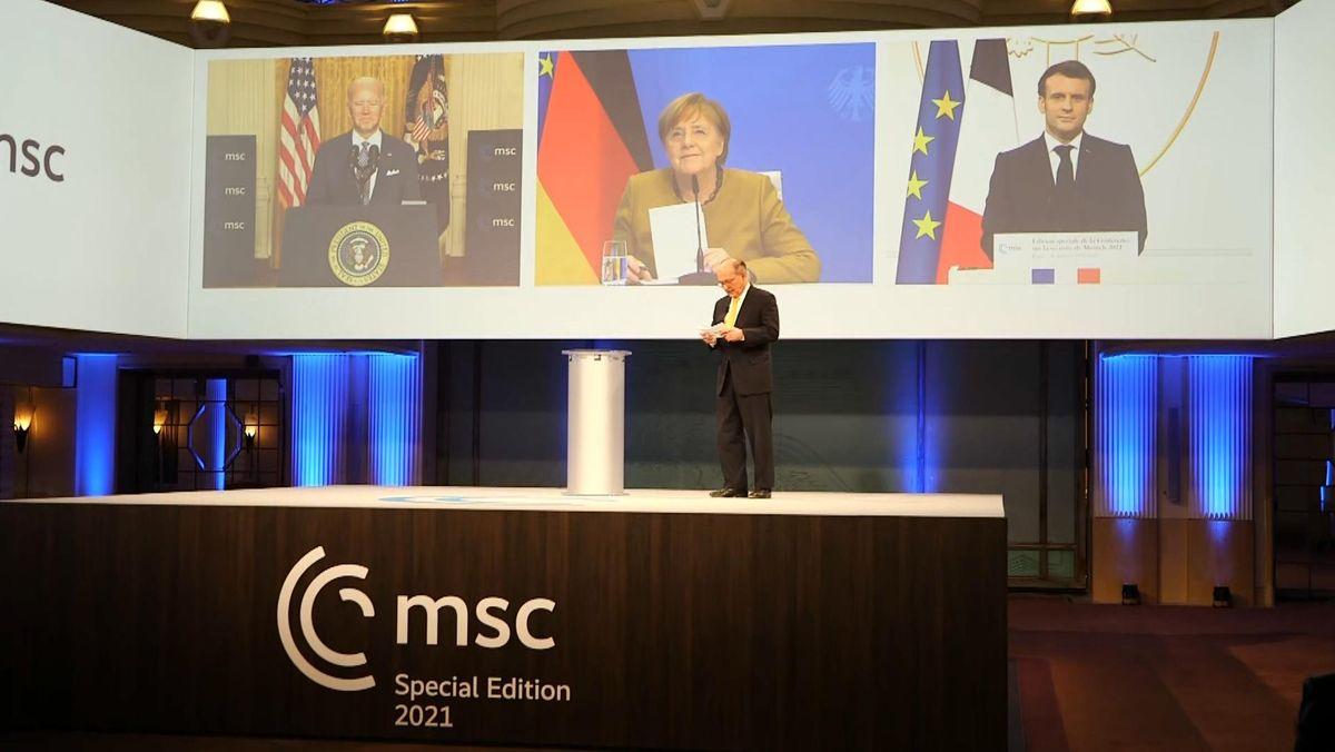Virtuelle Sicherheitskonferenz