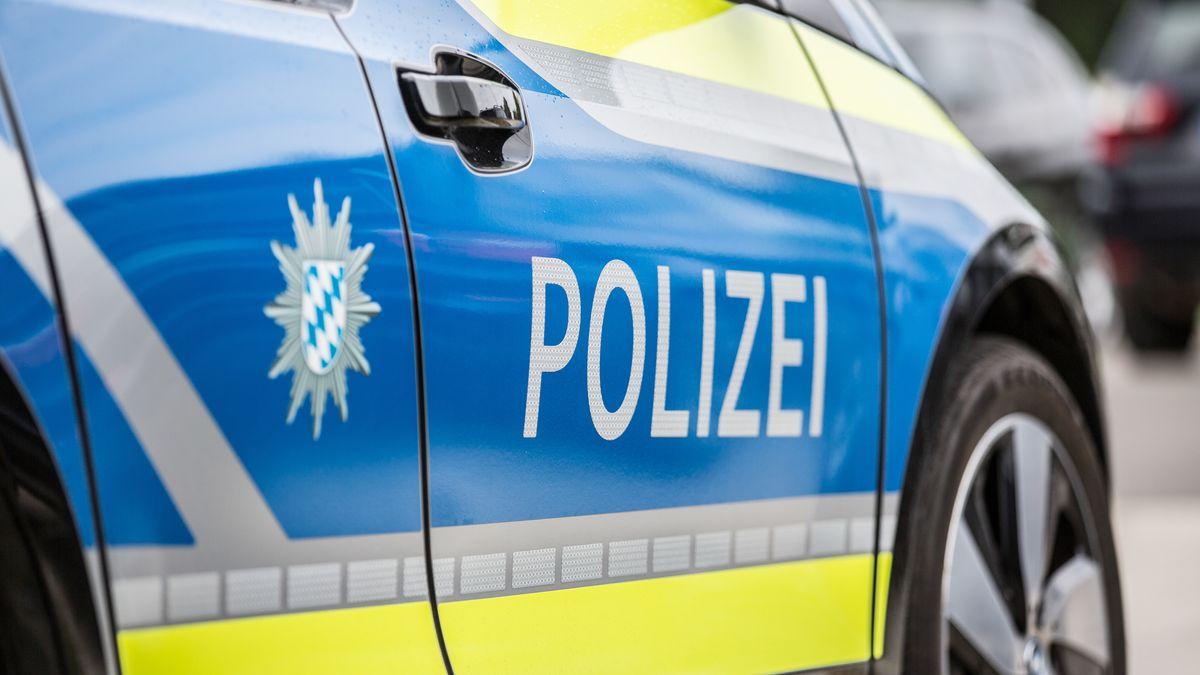 Streifenwagen der Polizei (Symbolbild)