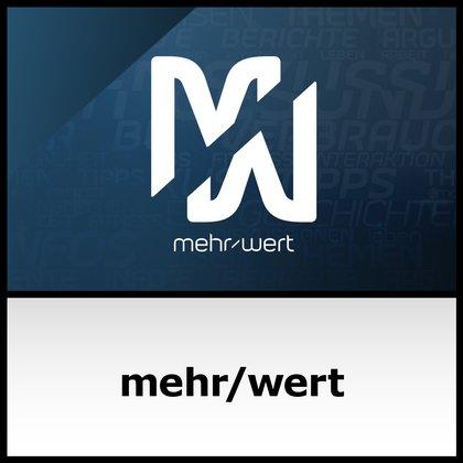 Podcast Cover mehr/wert | © 2017 Bayerischer Rundfunk