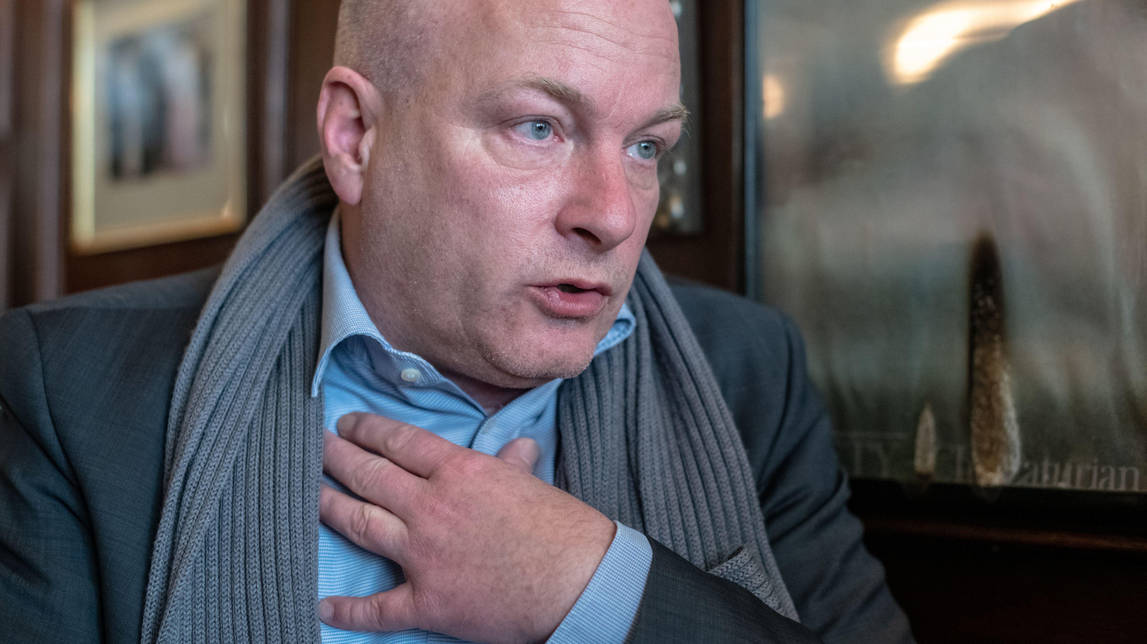 Joachim Wolbergs: Ob er erneut als OB kandidieren kann, wird im Juli entschieden.